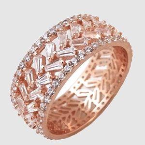 💍 Rose Gold Ring Sz 7